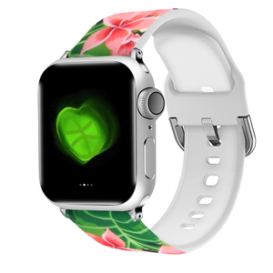Apple watch pattern printed band