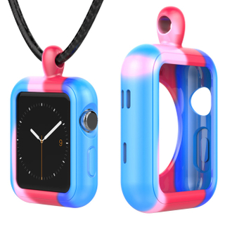 Apple Watch Pendent Case with Necklace Clip