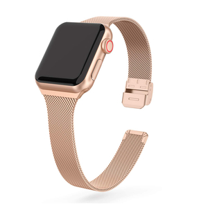 Milanese Strap with Stainless Steel Buckle for Apple Watch 5/4/3/2/1