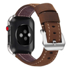 Apple Watch Case Frame 42MM with Replacement Leather Band for Men